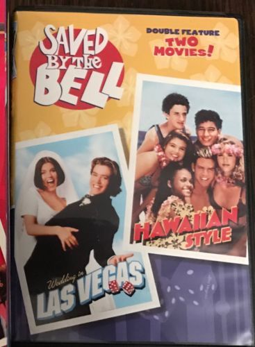 Valentinesday Saved By The Bell Hawaiian Style Wedding In Las Vegas Dvd 2007 Valentinesday Saved By The Bell Hawaiian Style Wedding Wedding Movies