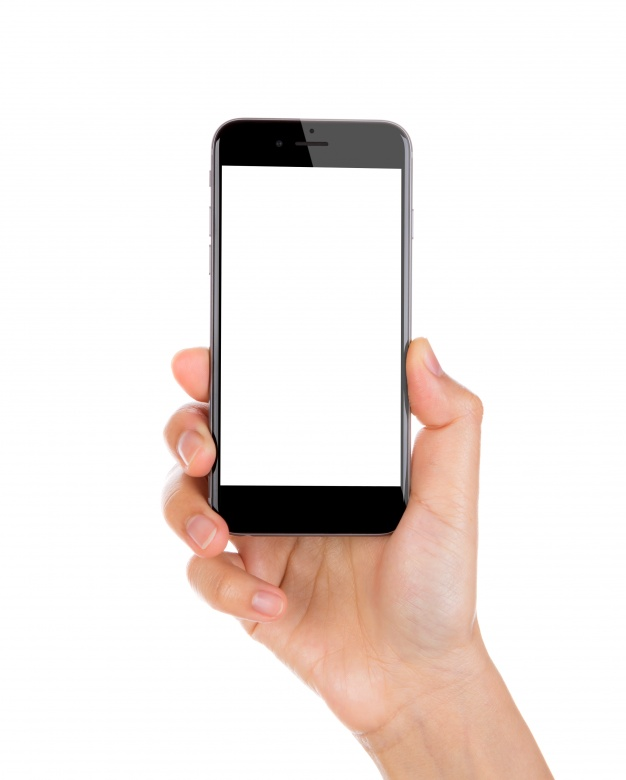 Download Hand Holding A Smartphone With Blank Screen For Free Hand Holding Phone Hand Phone Smartphone