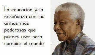Chistes Y Frases Nelson Mandela Motivacion Frases Cambiar El Mundo Pensamientos