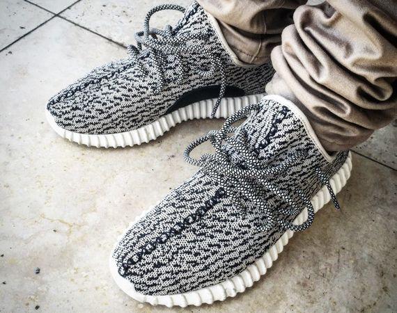 Adidas Kanye West Boost 350