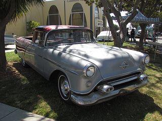 1955 Oldsmobile Kustom Pickup | Flickr - Photo Sharing!