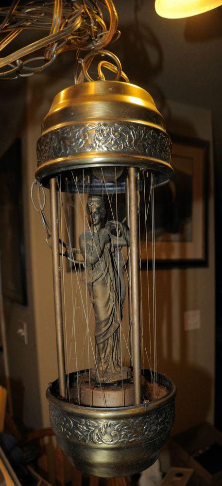 Vintage Goddess Oil Drip Rain Lamp Hanging Rain Lamp