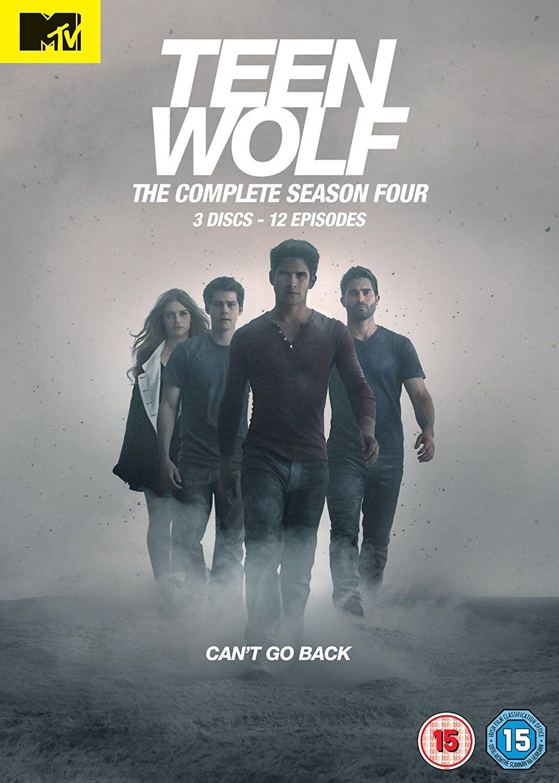 Pin on DVD Teen Wolf