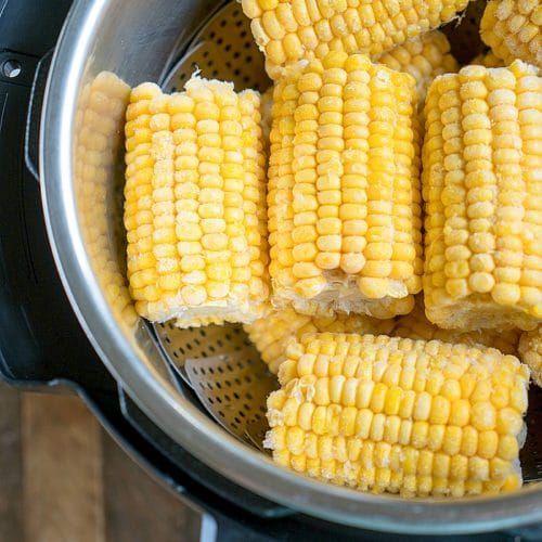 Instant Pot Corn Instant Pot Recipes Pot Recipes Recipes