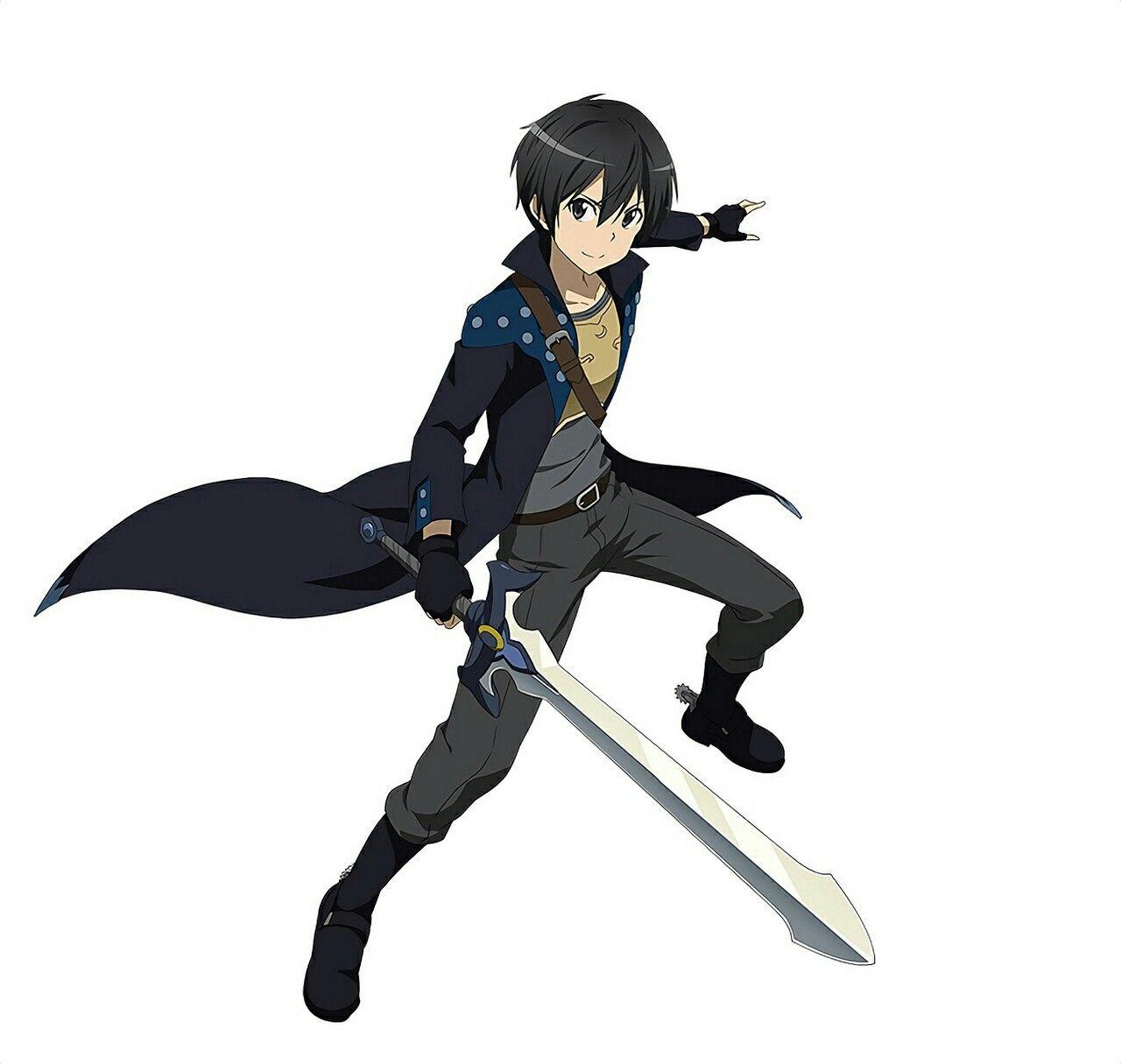 Sword Art Online ~ Charakter Art (Official)