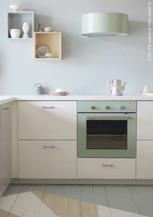 Ikea Mint Coloured Oven Perfect Ikea New Ikea Kitchen Ikea Furniture