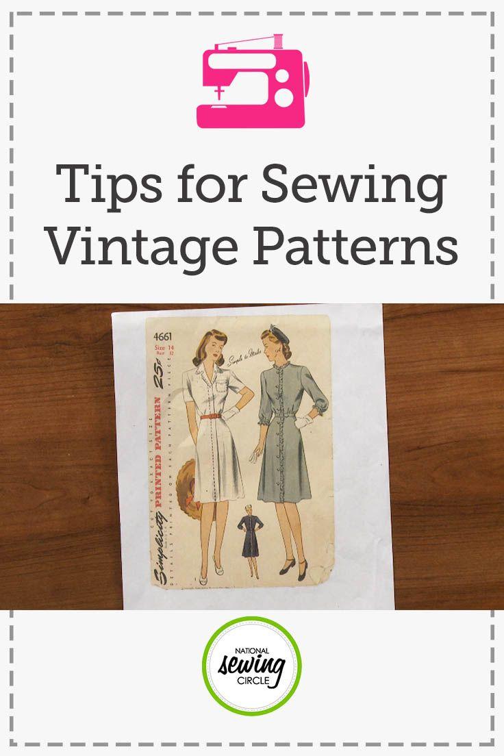 Vintage Sewing patterns | Sewing Patterns | Pinterest | Sewing ...