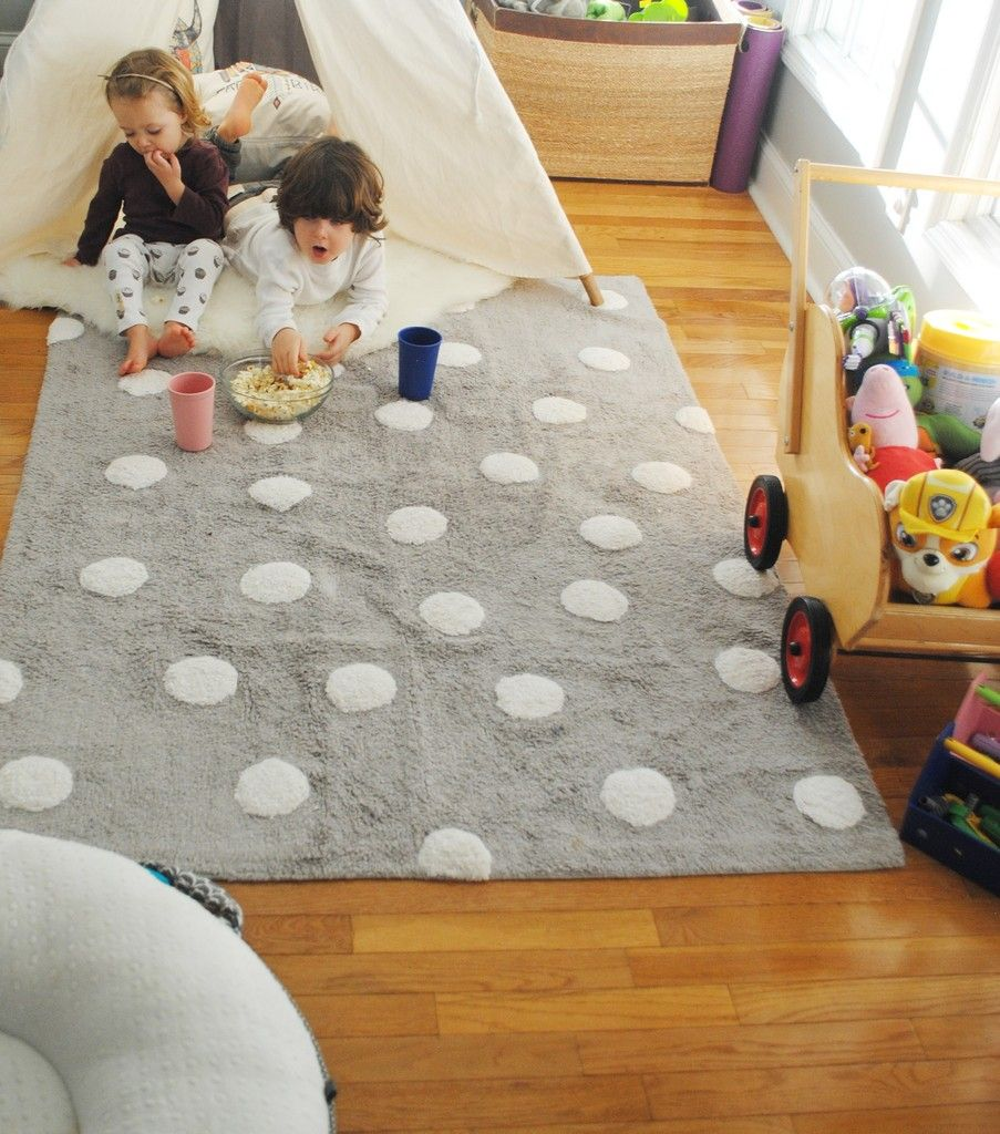 Now That They Have This Lorena Cs Machine Washable Children S Rugs In Their Playroom I