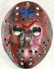 Ari Lehman Jason Voorhees Friday the 13th Signed Mask FSG Jason 1 E #jasonvoorhees