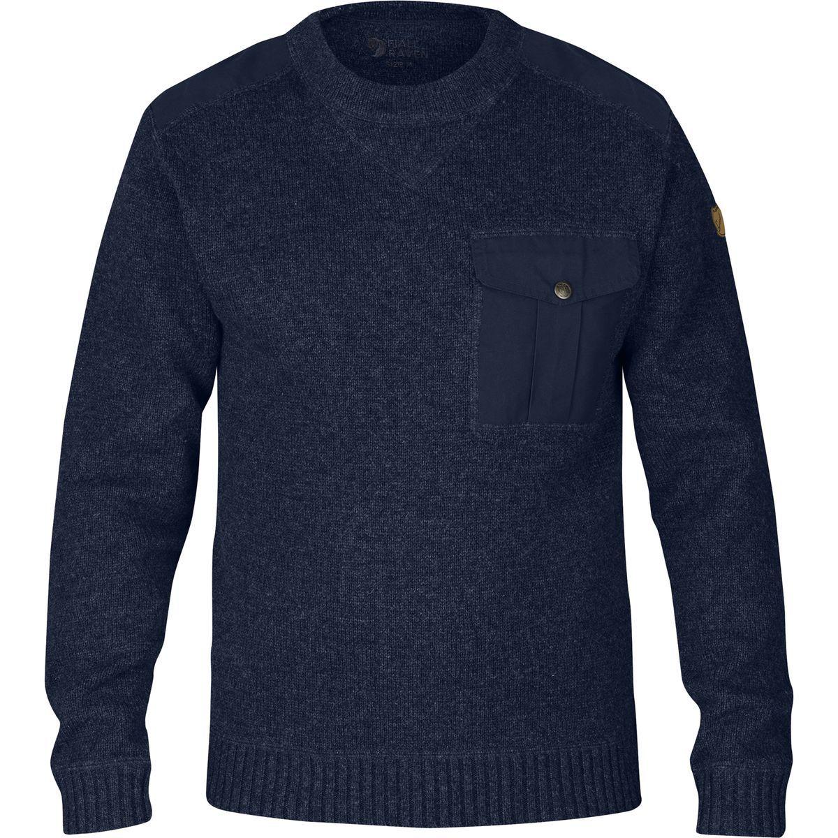 Fjallraven Torp Sweater Dark Navy/Navy L