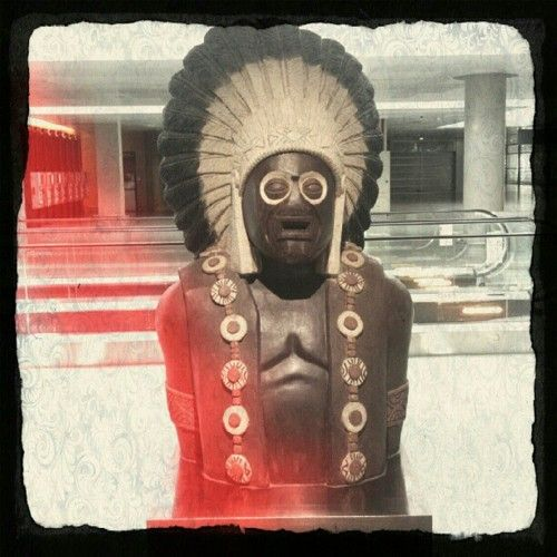 Cool art at the new terminal of Shanghai airport China.    Chinese indian or Biz Markie    (Taken with instagram)