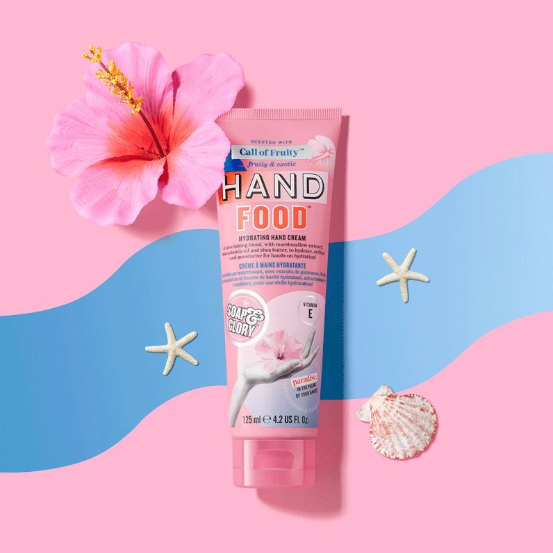 Call of Fruity Hand Food Hydrating Hand Cream