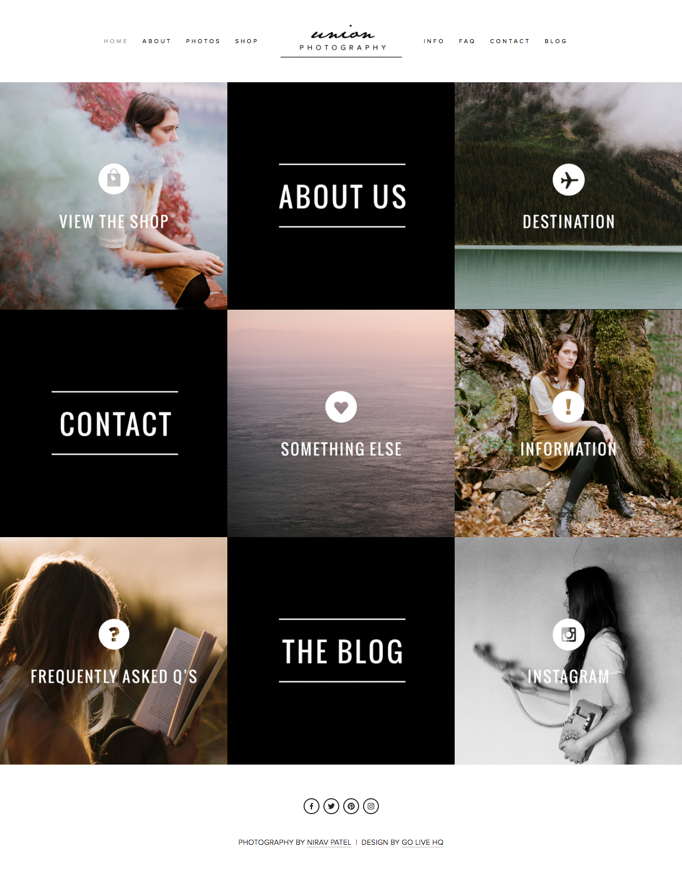 pin van sam bammes op design layout webdesign website. Black Bedroom Furniture Sets. Home Design Ideas