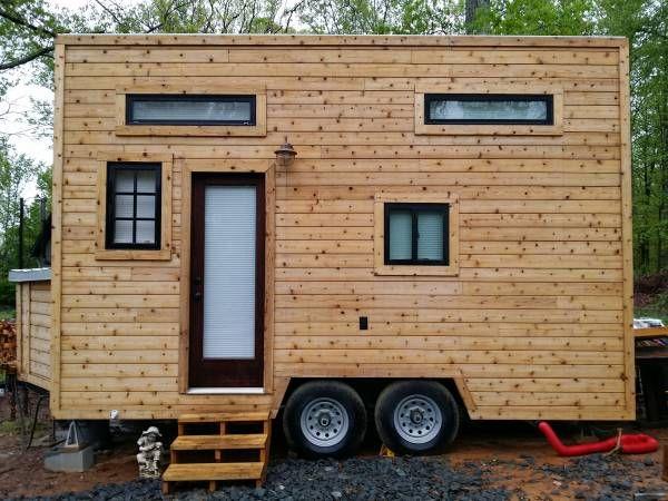 Adorable 17 ft  Cedar Tiny House, VA: REDUCED | My Tiny