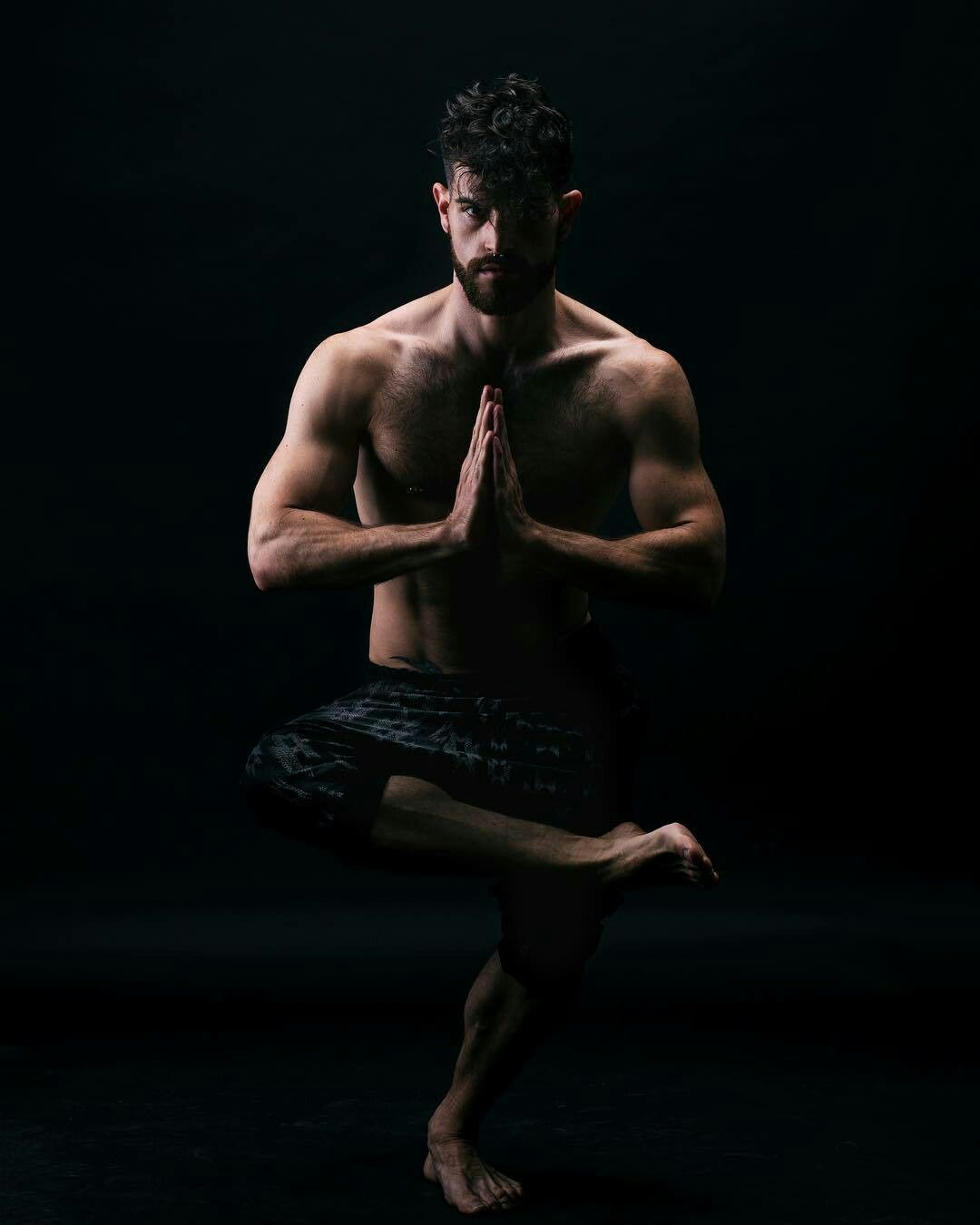 Pin by Grey Wolf on Absolutely Breathtaking Men! | Yoga