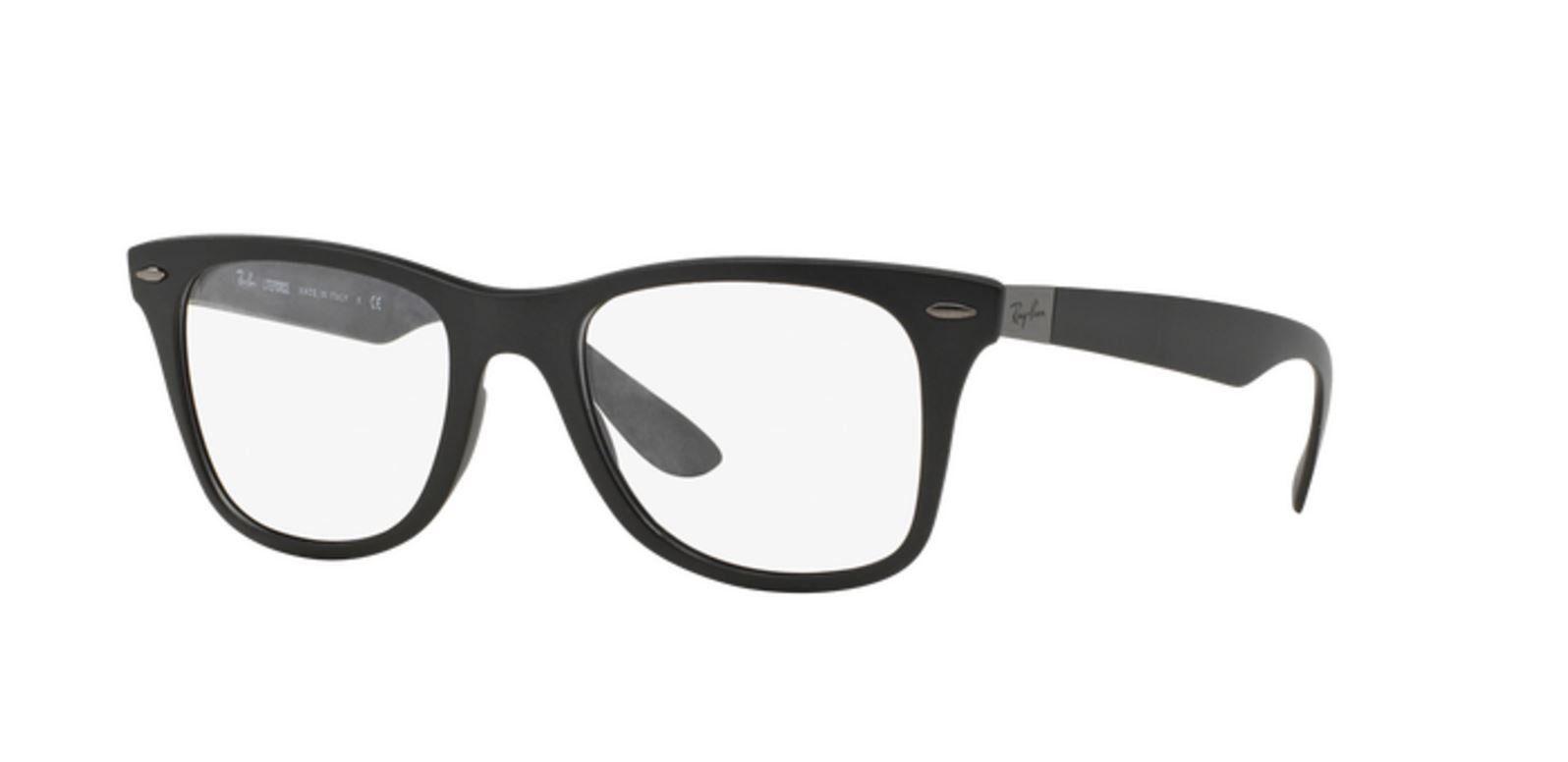 a9c16463295 Ray-Ban Wayfarer Eyeglasses RX7034-5204 Matte Frame