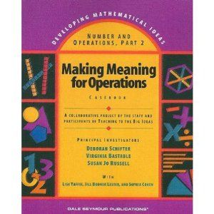 21964 DEVELOPING MATHEMATICAL IDEAS (DMI), PART 2, CASEBOOK (Paperback)  http://www.picter.org/?p=0769001726