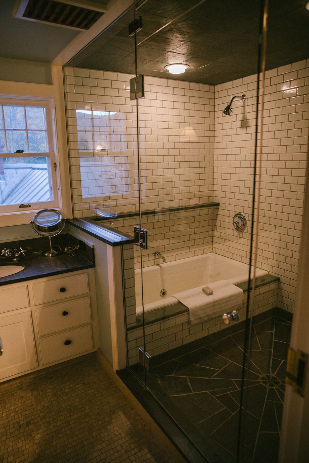 Steam room bath and shower … | shower | Pinte…