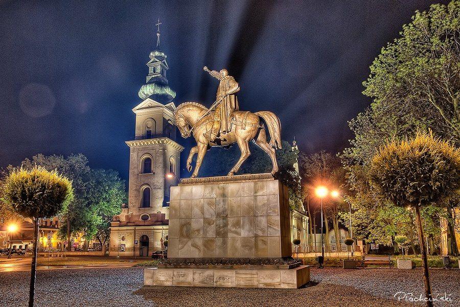 Pomnik Jana Zamoyskiego