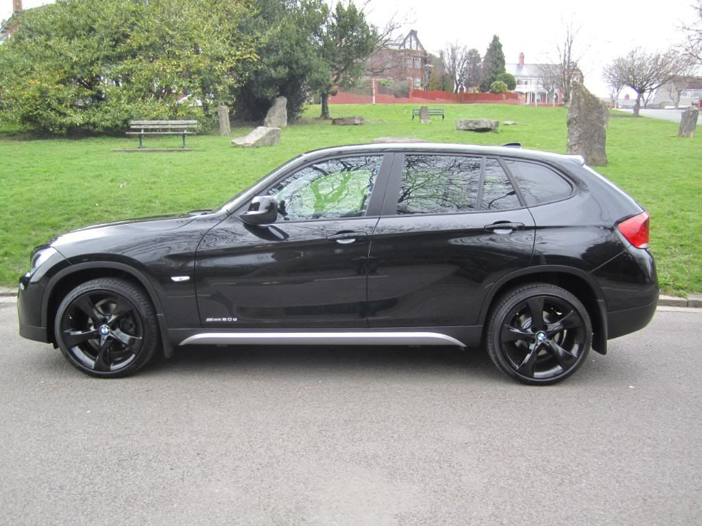 Official Black X1 Photos Thread With Images Bmw Black X1 Bmw