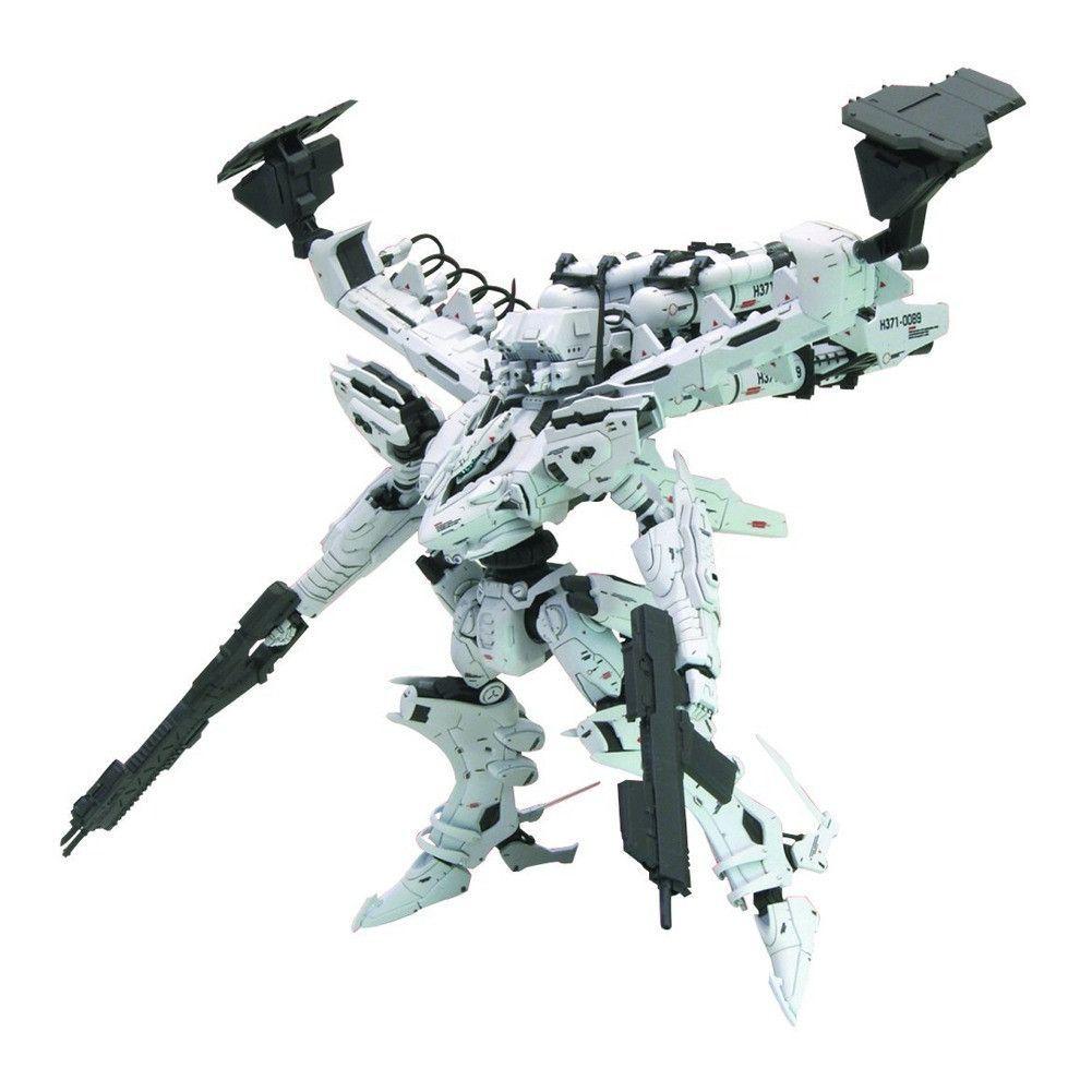 White-Glint & V.O.B. Set Movie Color Ver. Armored Core Kotobukiya 1/72 Scale Kit