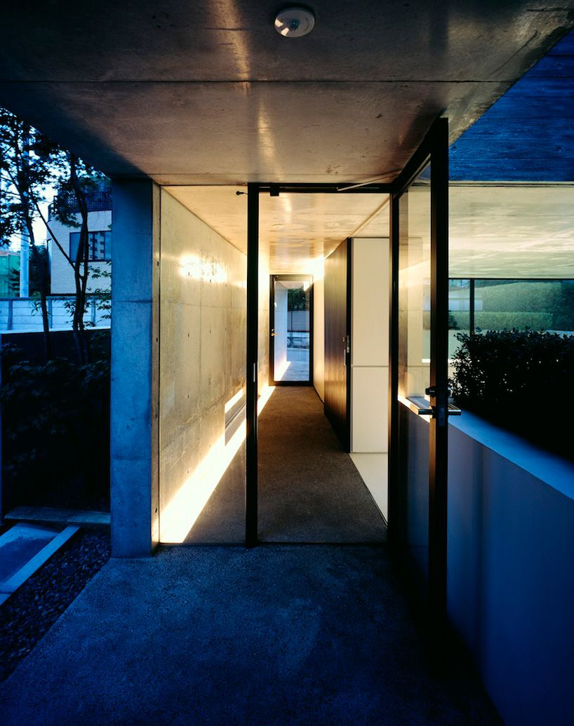 Architecture Astonishing Modern Mejiro House By MDS Architectural Studio In Tokyo Featuring Interior Design With Corridor Glass Door And Garden Ideas ... & MDS: mejiro house | Architecture | Pinterest | Privacy walls ... pezcame.com