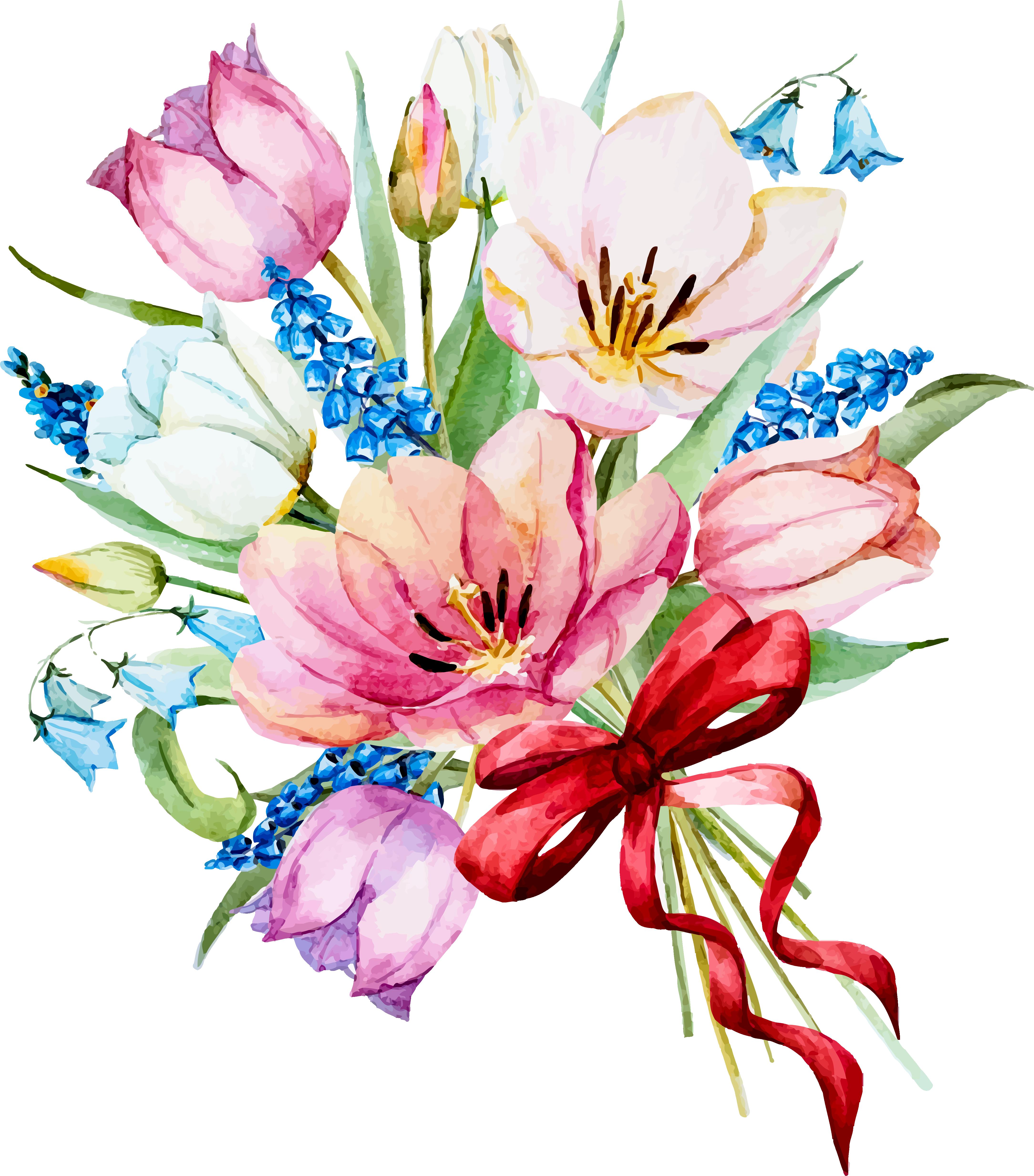 my design beautiful flowers my decoupage design