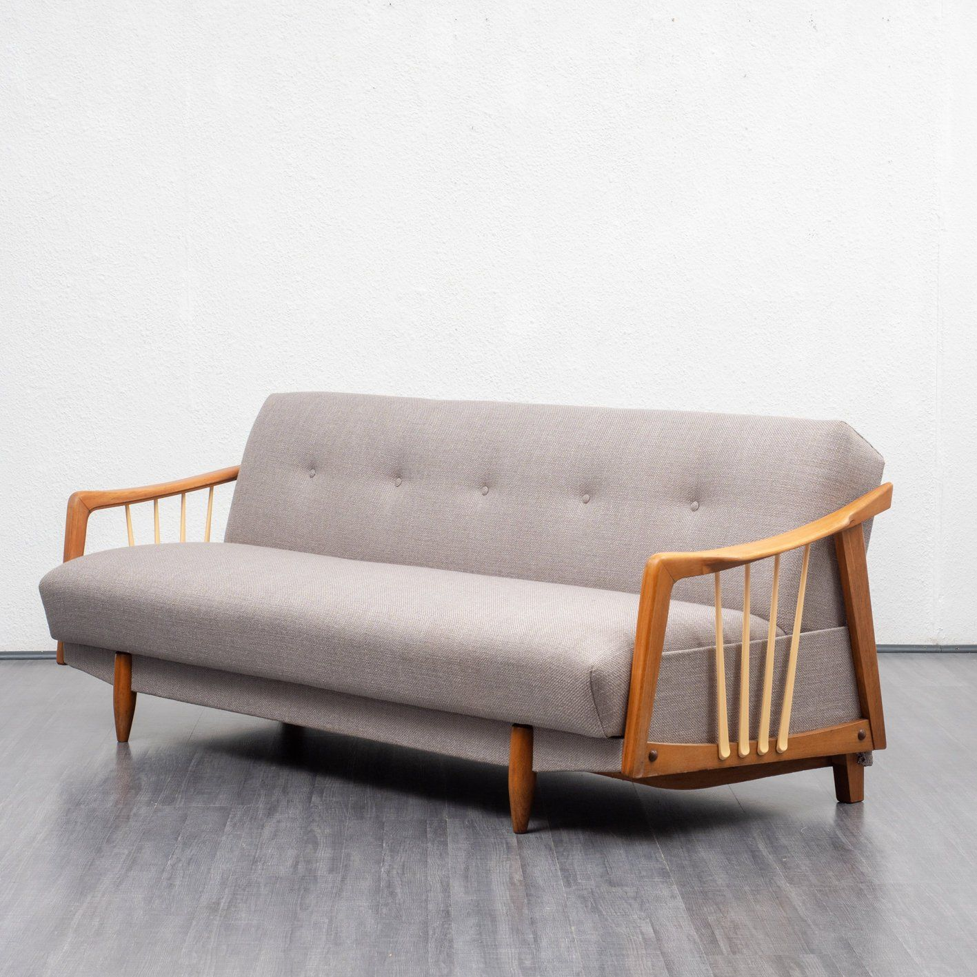 1950s Streamline Sofa New Upholstery Projects To Try Furniture Vintage Furniture Online Furniture