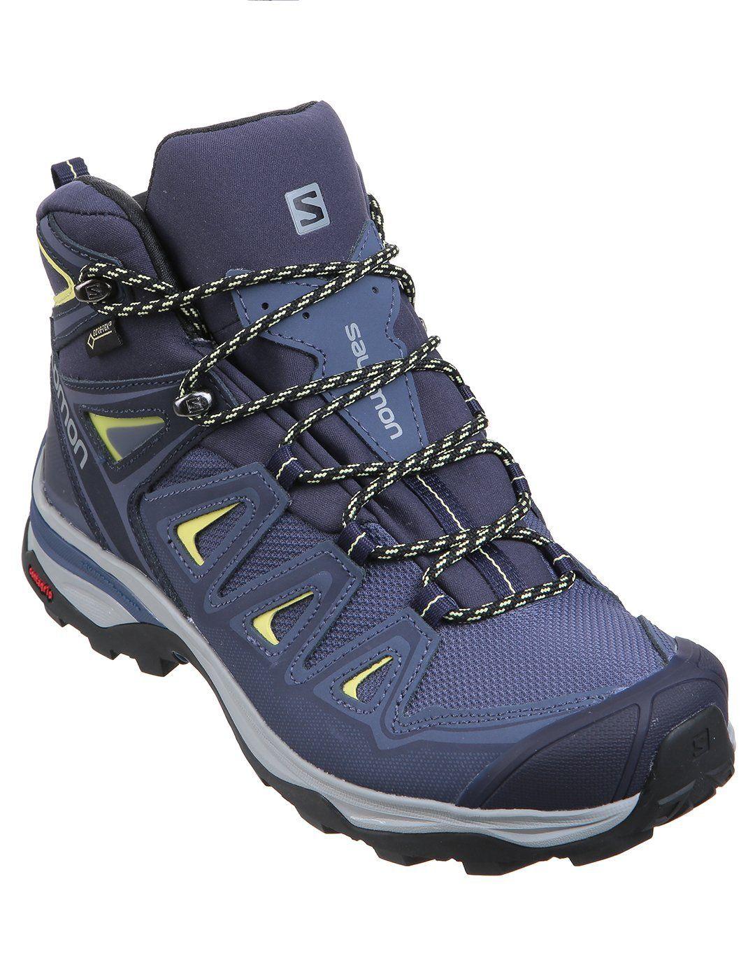 info for 08135 2c634 Salomon Women's X Ultra 3 Mid GTX Hiking Boots Shadow/Castor ...