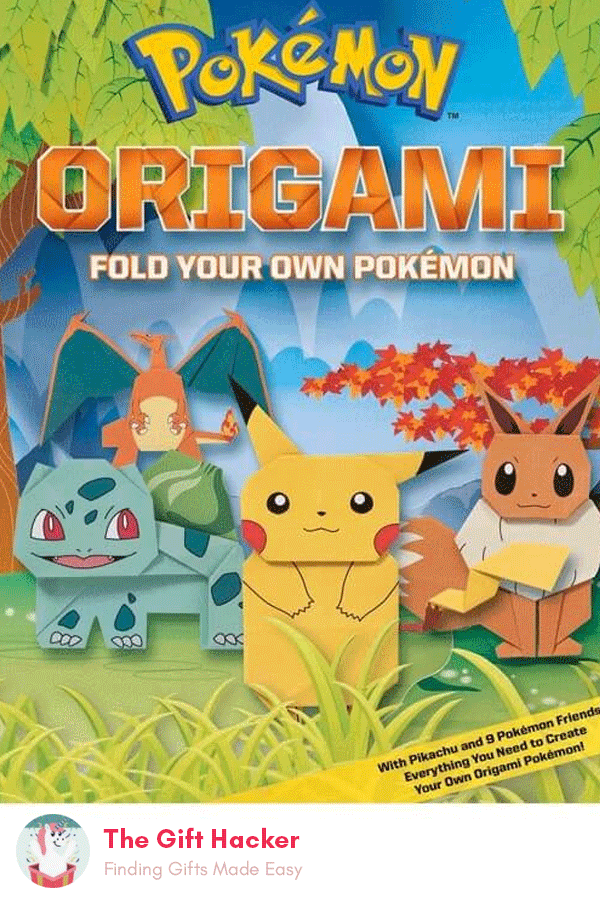 Photo of Falten Sie Ihr eigenes Pokemon Origami – #origami #pokemon – # Nicole'sThankYouGift