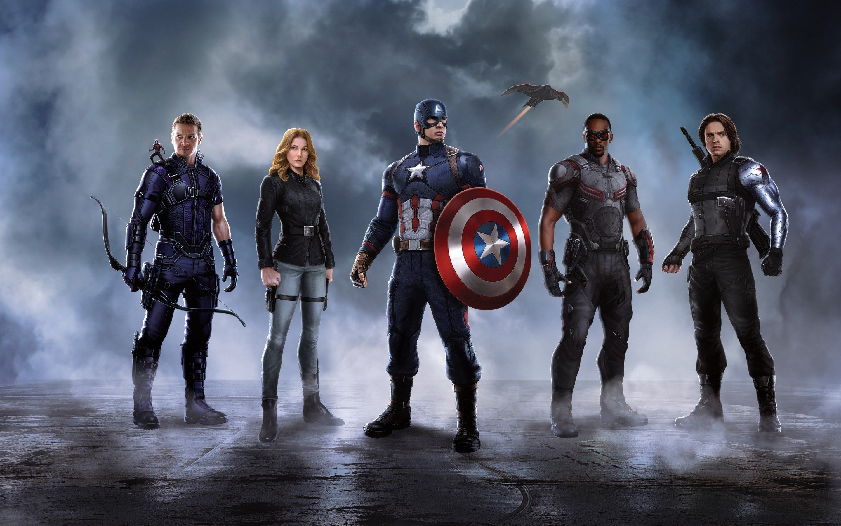 Captain America Civil War 4k Image Desktop Wallpaper Box Captain America Civil War Team Captain America Captain America Civil