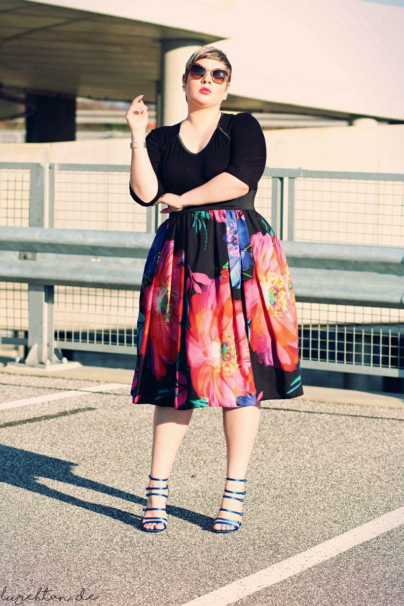 6ab8adb976 German Plus Size Fashion Blogger - Lu zieht an.® …