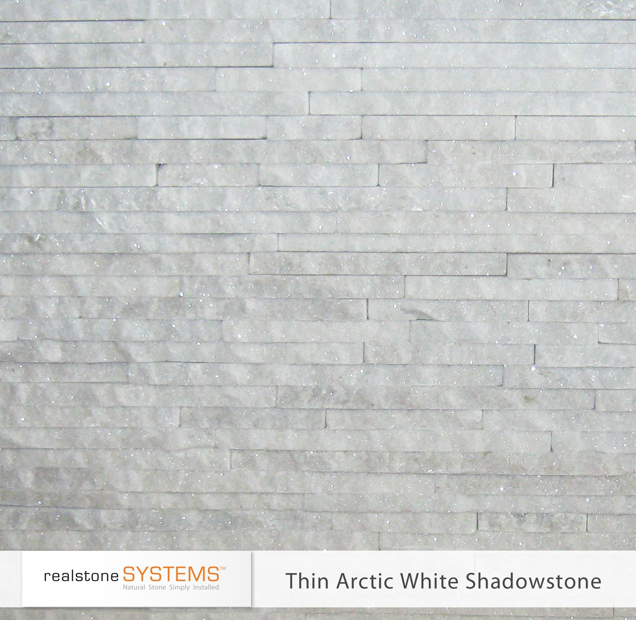Thin Arctic White Shadowstone, Thinstone Veneers From Realstone Systems.  Fireplace TilesFireplace DesignThin Stone ...
