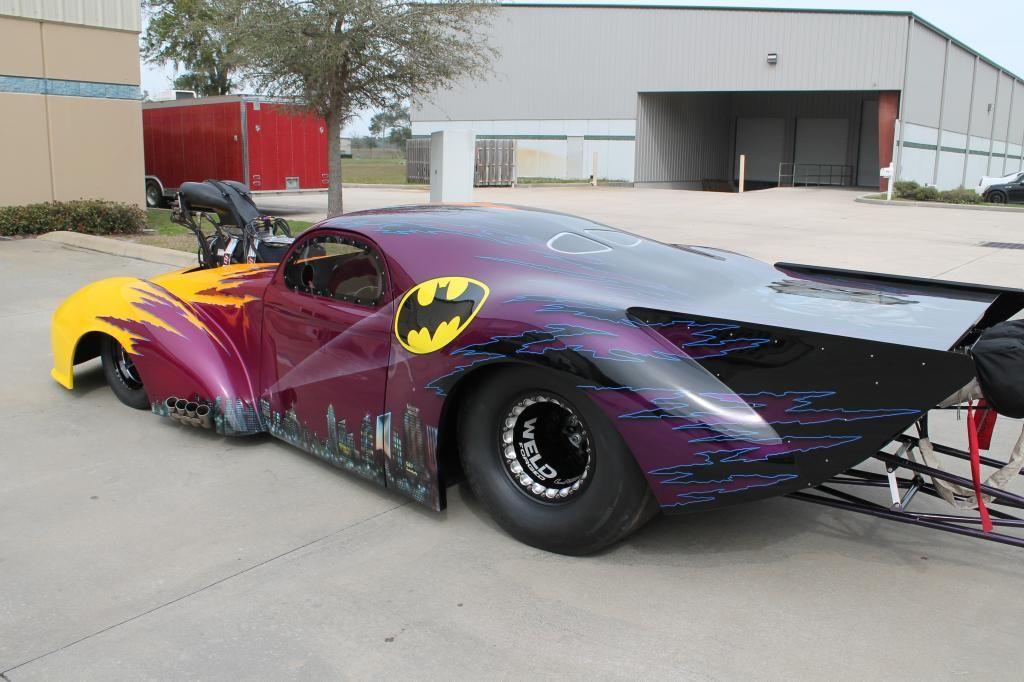 Dark Knight Races: Ron And Jerico Balduf's New '41 Willys Pro Mod - Dragzine