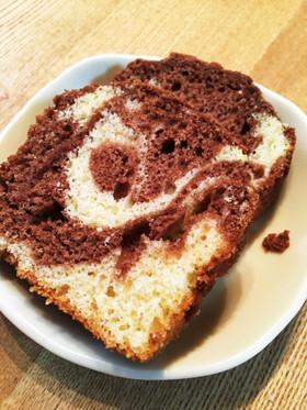 パウンド ケーキ ココア