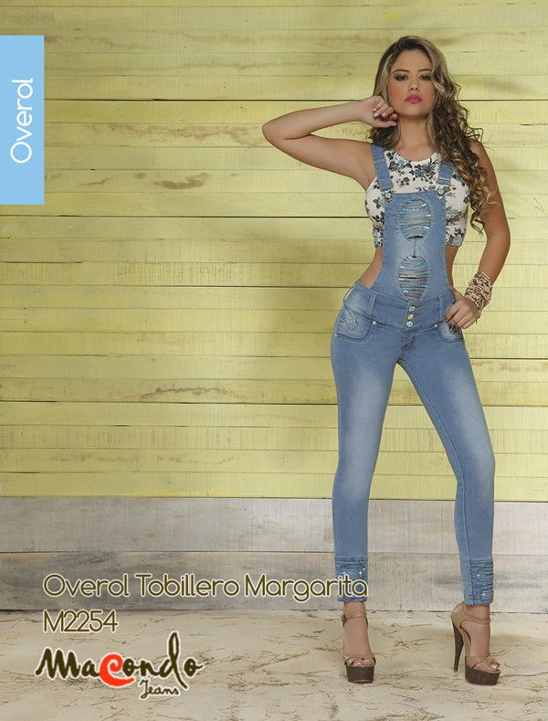 7c12c1a19c Colección Otoño Invierno Macondo – Overoles » Macondo Jeans ...