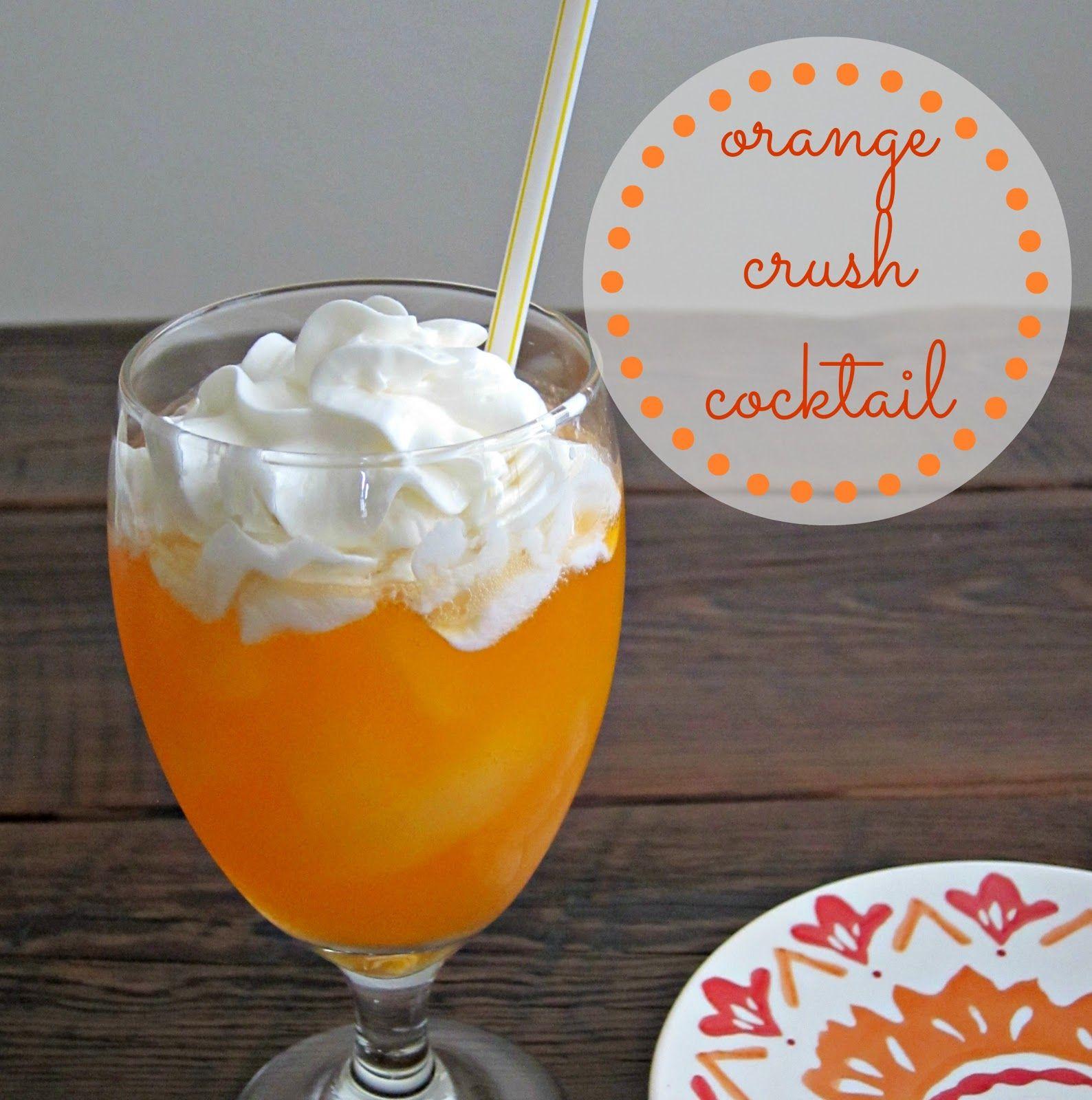 Crush Orage Ice Cream Topping Sold Where Orange Crush