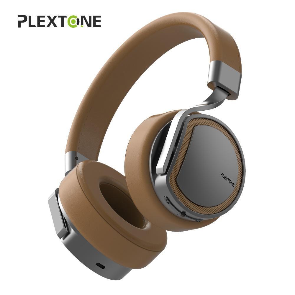 Plextone Bt270 Wireless Headphones Auriculares Bluetooth Headset Hands Free Blue Tooth Headphone Bluetooth Headphones Wireless Bluetooth Headphones Headphones
