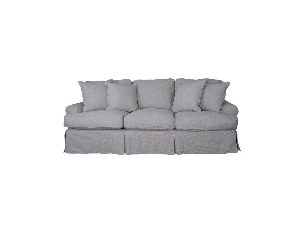 Callie T Cushion Sofa Slipcover Cushions On Sofa Slipcovered Sofa Slipcovers