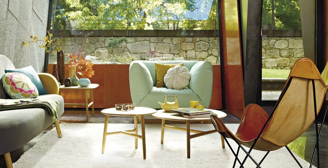 How To Furnish A House In The 70 S Style Interior Design