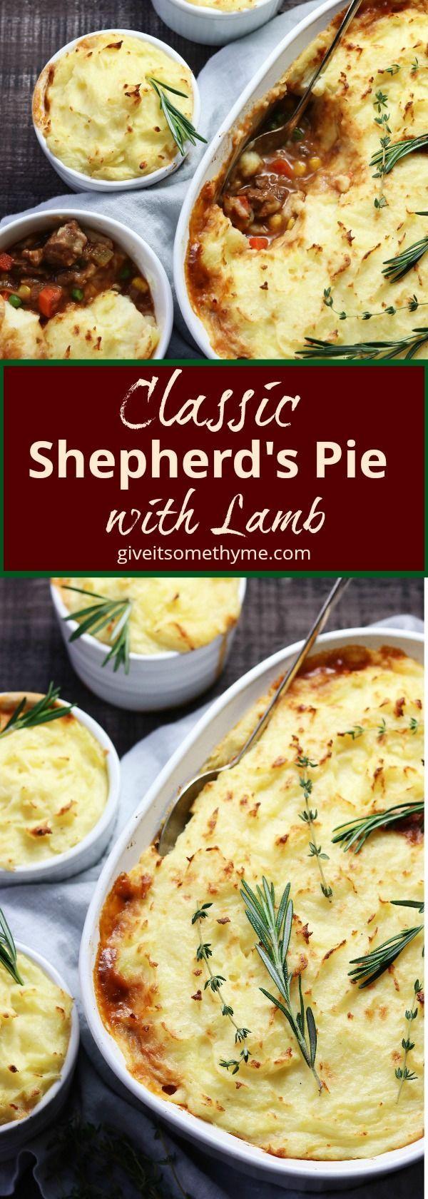 Irish Pub Shepherd's Pie #shepardspie