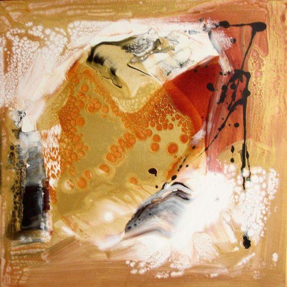 abstract/ Reef oasis by paresh nrshinga