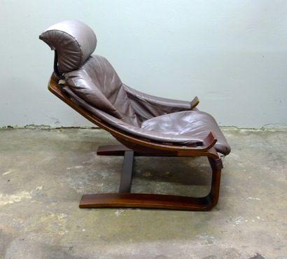 danish deluxe leather ?kroken? chair | furniture | pinterest ... - Chaise De Luxe Design