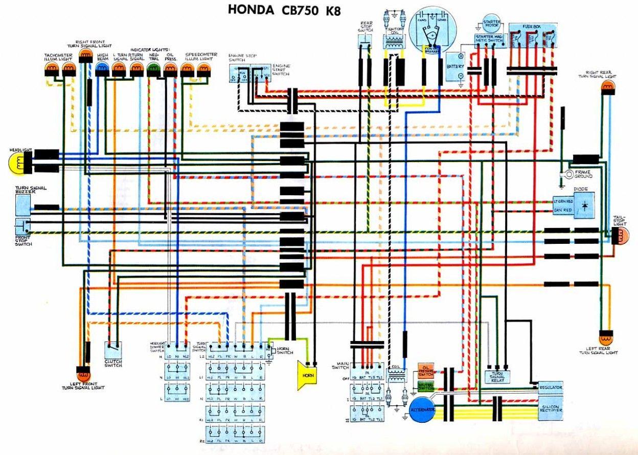Engine Wiring Diagram Peugeot 5 Indonesia Honda Motorcycles Electrical Wiring Diagram Diagram