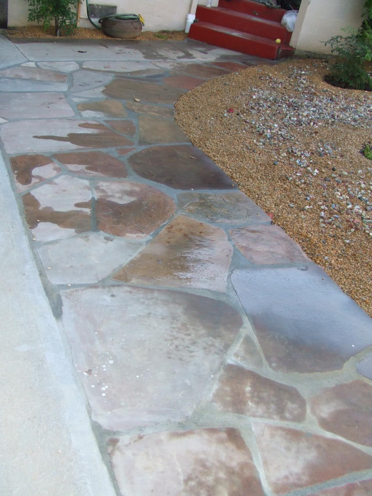 kathy's landscaping - Current projects