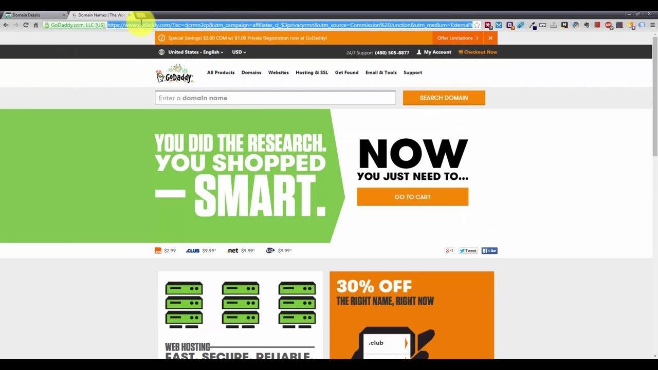 Transferring godaddy domain to hostgator web hosting tutorials transferring godaddy domain to hostgator web hosting tutorials pinterest 1betcityfo Gallery