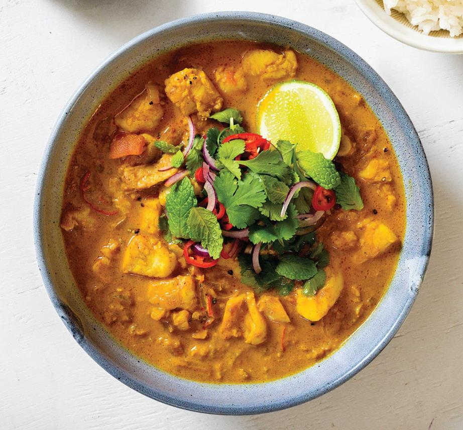 This Family Recipe for Fast Fish Curry Will Warm Your