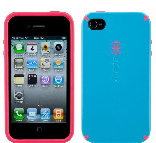 sports shoes 7647b 8709c Speck Products Candyshell Case Series for Apple Iphone 4 (Att Only ...