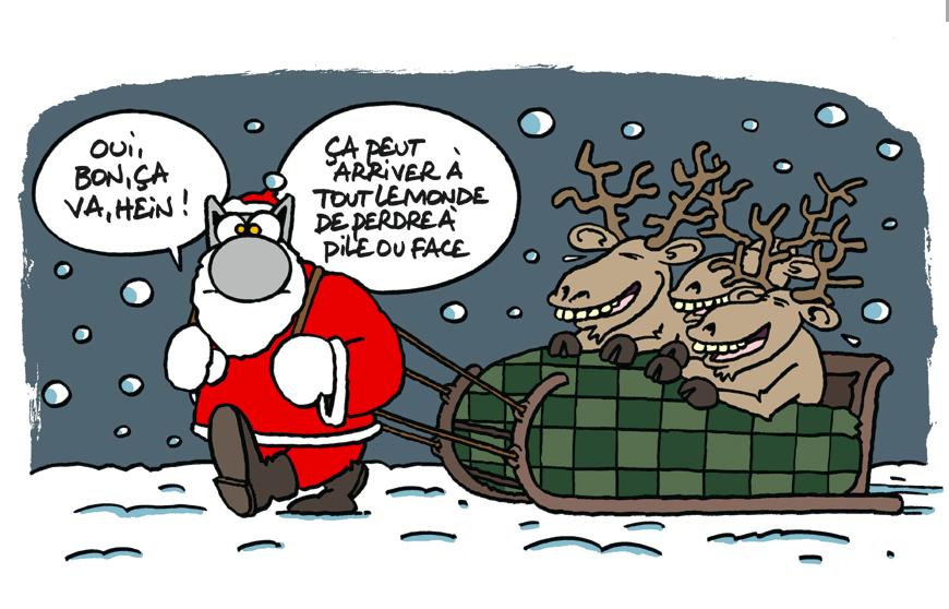 Image De Noel Drole.Joyeux Noel A Tous Le Chat Geluck Joyeux Noel Humour