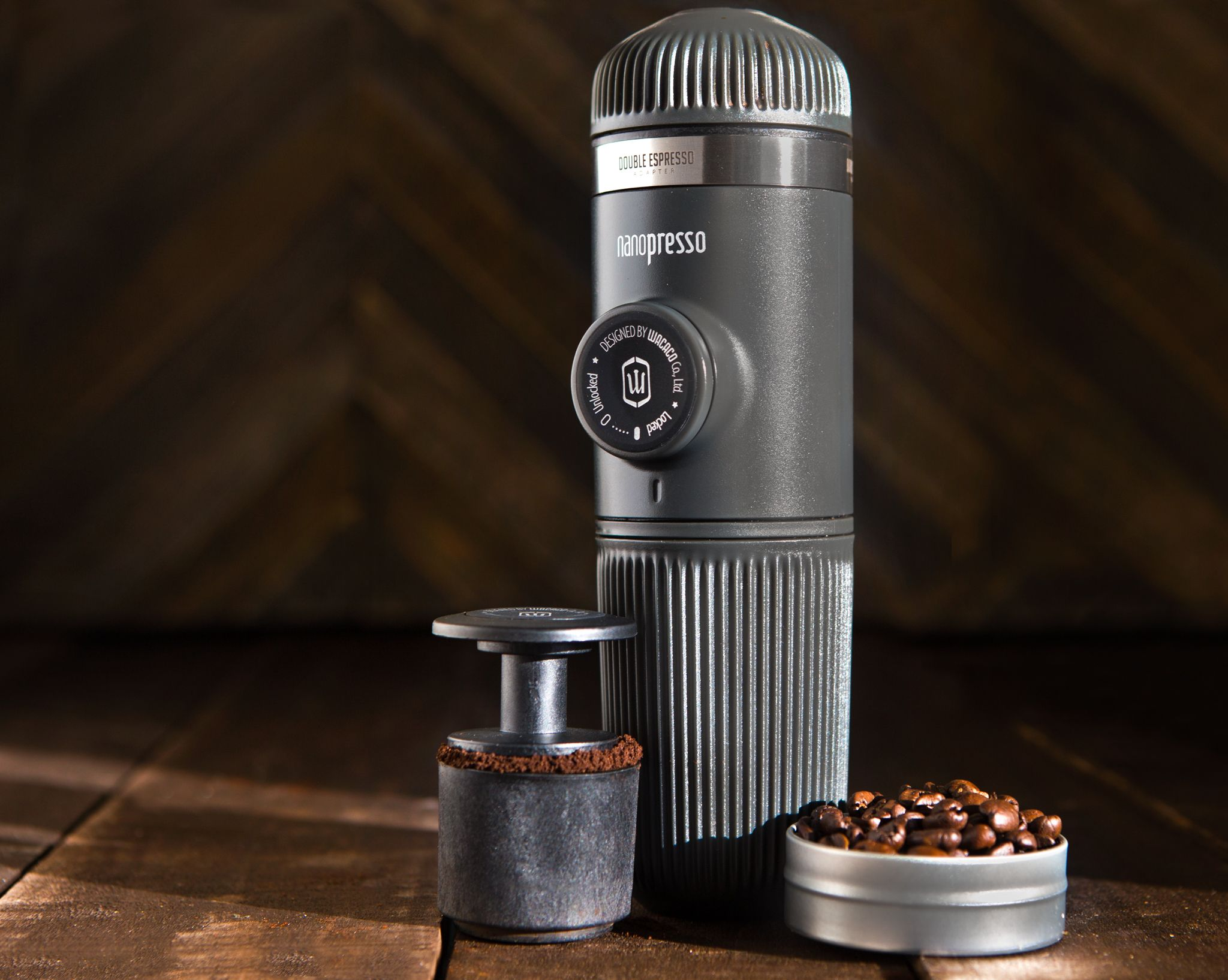 Be Your Own Barista The Wacaco Nanopresso Is A Hand Powered